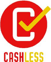 cashlessマーク