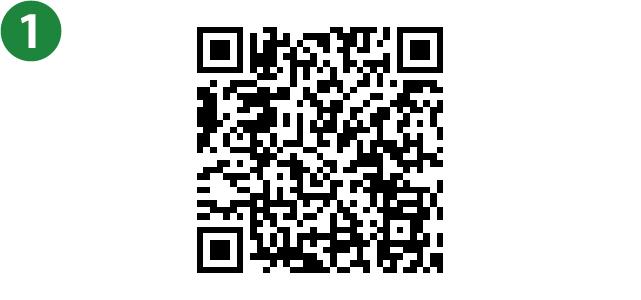 メールアドレス宛にLINEの友達追加QRコードを送付